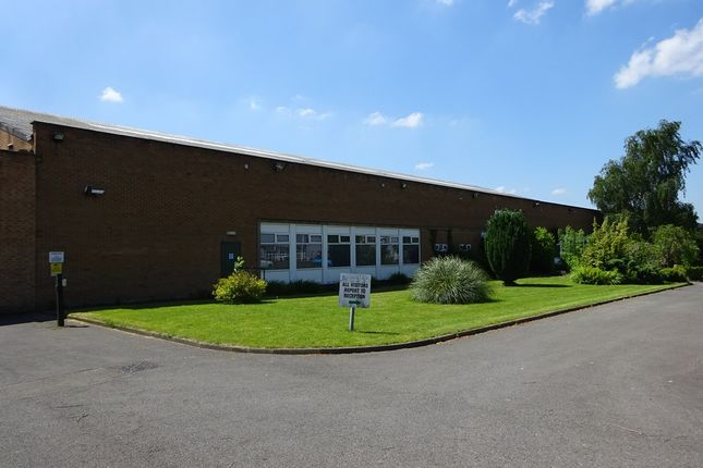 Warehouse to let in The Sock Mine, Coxmoor Road, Sutton In Ashfield, Nottinghamshire