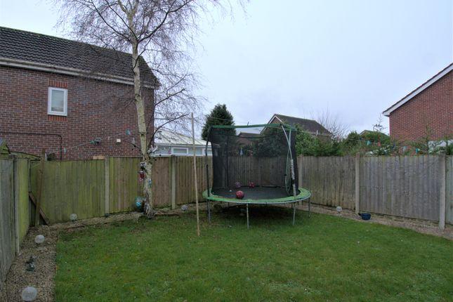 Garden of Brambling Park, Halewood, Liverpool L26