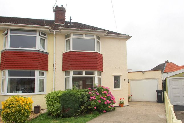 3 bed end terrace house for sale in Headley Walk, Headley Park, Bristol