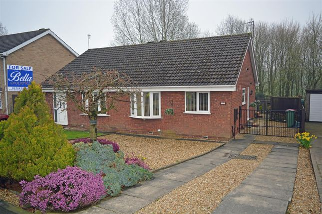 2 bed semi-detached bungalow for sale in Valley View Drive, Bottesford, Scunthorpe