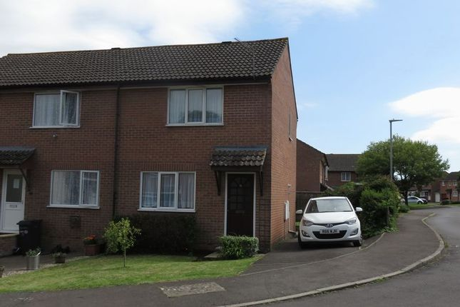 Thumbnail Semi-detached house to rent in Helmstedt Way, Chard
