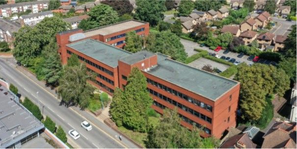 Thumbnail Office for sale in Cliftonville, Northampton