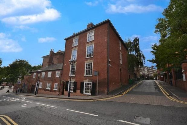 Thumbnail Flat to rent in Standard Hill, Nottingham