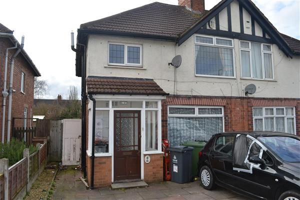 Thumbnail Semi-detached house to rent in Blackthorne Road, Delves, Walsall