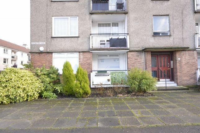 Front of 31 Hillington Quadrant, Glasgow G52