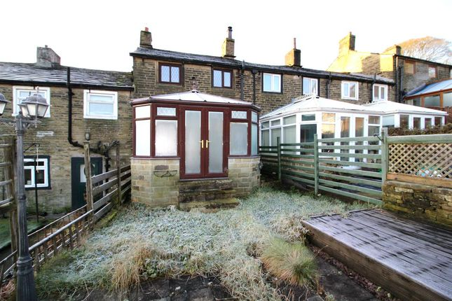 Thumbnail Cottage for sale in Railes Cottages, Luddenden, Halifax