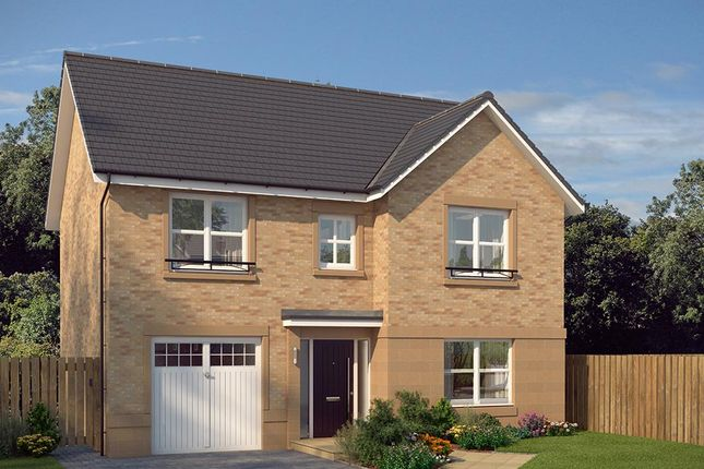 "Thumbnail Detached house for sale in ""The Norbury"" at Cochrina Place, Rosewell"