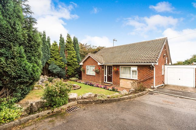Thumbnail Bungalow for sale in Brookbank Gardens, Gornal Wood, Dudley