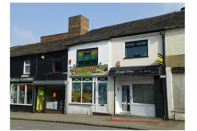 Retail premises for sale in Hope Street, Stoke-On-Trent, Staffordshire