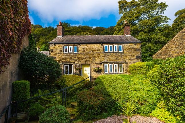 Thumbnail Detached house for sale in Cross Lane, Holcombe, Bury