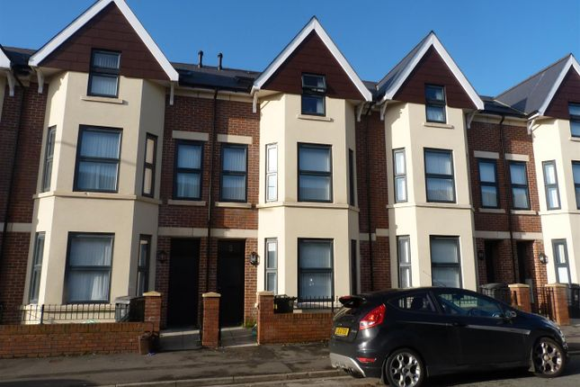 Thumbnail Town house for sale in Plot 5, Cyprian House, Monthermer Road, Cardiff