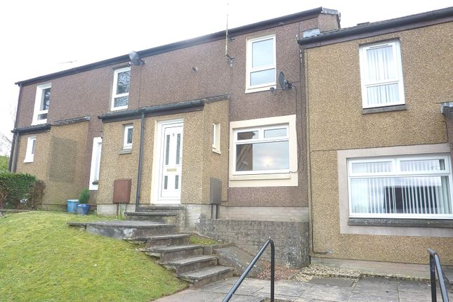 Thumbnail Terraced house for sale in Gillbrae, Dumfries, Dumfries And Galloway.
