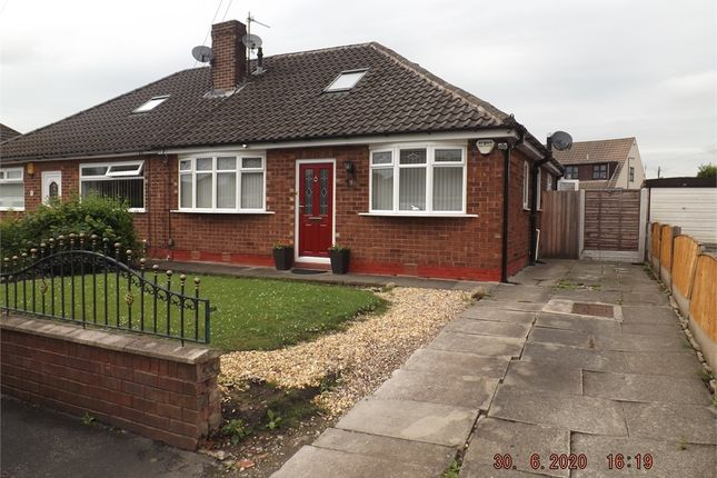 Thumbnail Semi-detached house for sale in Conway Road, Hindley Green, Wigan, Lancashire