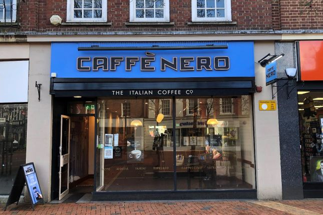 Thumbnail Retail premises to let in 7 Royal George Buildings, Market Place, Rugby, Warwickshire