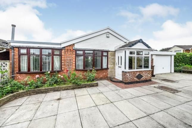 Thumbnail Bungalow for sale in Clarendon Grove, Lydiate, Liverpool, Merseyside