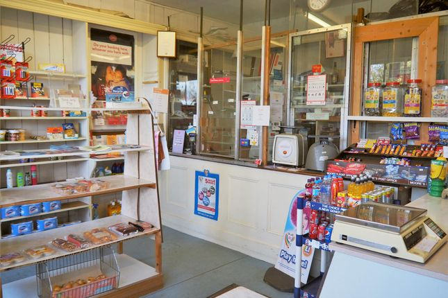 Thumbnail Retail premises for sale in Post Offices DN21, Willoughton, Lincolnshire