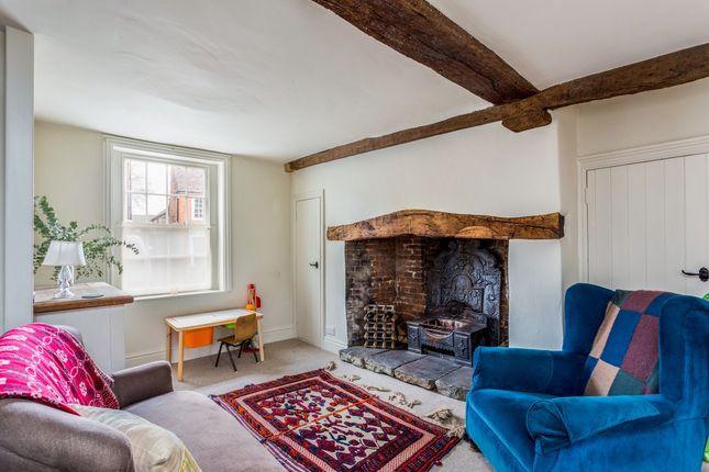 Thumbnail Terraced house to rent in Castle Street, Farnham