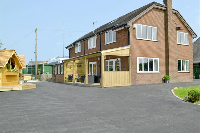 Thumbnail Hotel/guest house for sale in Hill Top, Brown Edge, Stoke-On-Trent