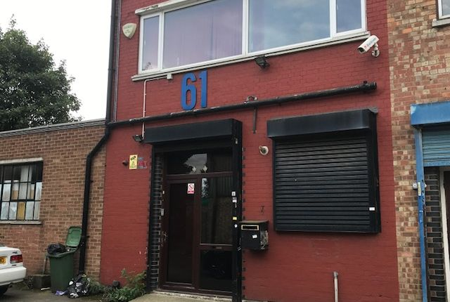 Thumbnail Office for sale in Hallmark Trading Estate, Fourth Way, Wembley
