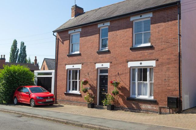 Thumbnail Detached house for sale in Albion Street, Anstey, Leicester