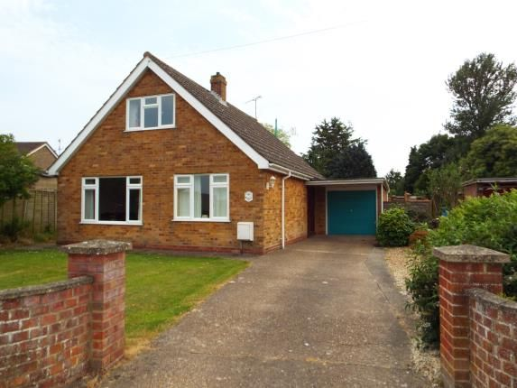 Thumbnail Bungalow for sale in Fakenham, Norfolk