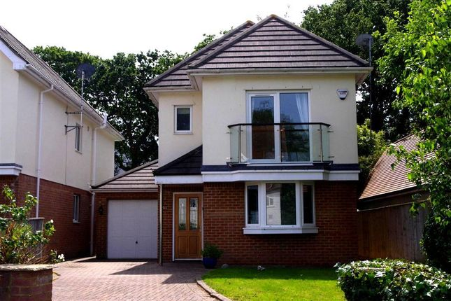 Thumbnail Detached house to rent in Anthonys Avenue, Canford Cliffs, Poole