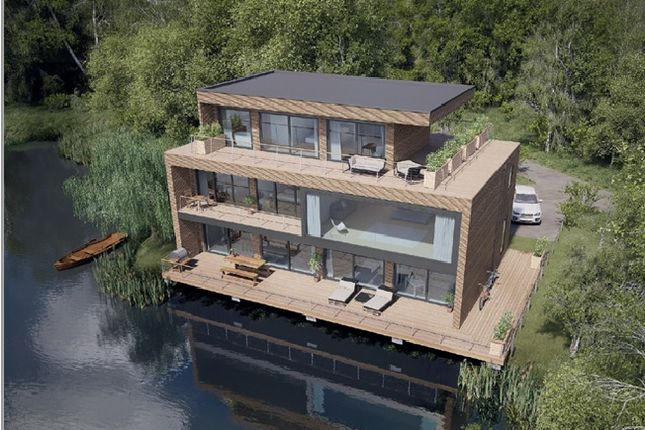 Thumbnail Detached house for sale in Lakehouse, Lakes By Yoo, Cotswolds