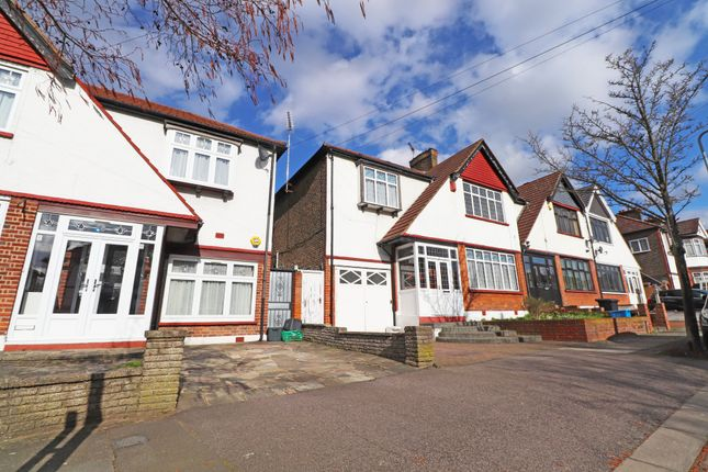 Thumbnail Terraced house to rent in Lincoln Gardens, Ilford, Essex