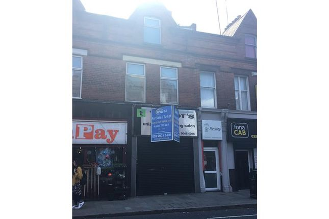 Thumbnail Commercial property for sale in 287, Newtownards Road, Belfast, Antrim, United Kingdom