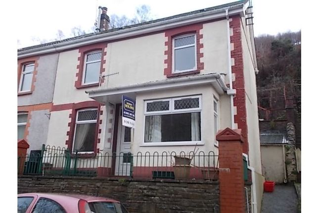 Thumbnail End terrace house for sale in Blaencuffin Road, Llanhilleth, Abertillery