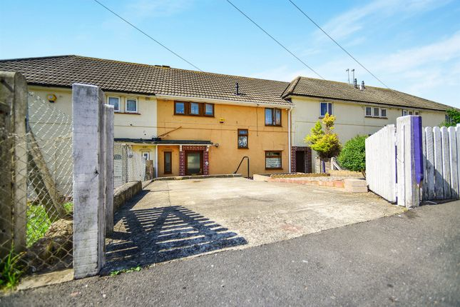 3 bed terraced house for sale in Manor Crescent, Brighton