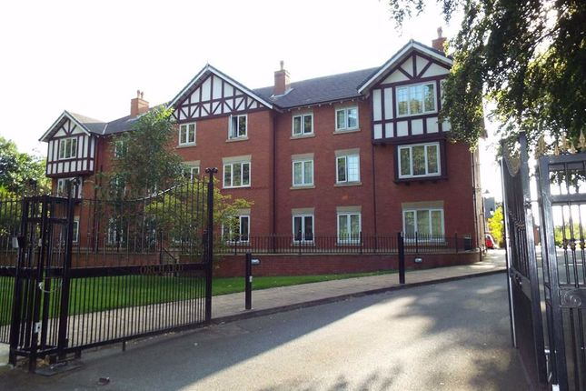 Thumbnail Flat to rent in Orchard Court, Bury, Greater Manchester
