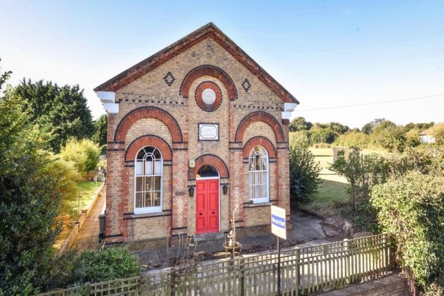 Thumbnail Detached house for sale in Warren Road, Chelsfield, Orpington