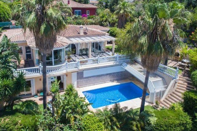 Thumbnail Villa for sale in La Capellania, Benalmádena, Málaga, Andalusia, Spain