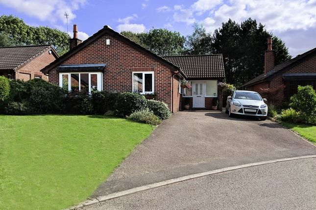Thumbnail Detached house for sale in Carnoustie Drive, Macclesfield