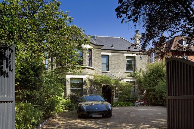 Thumbnail Detached house for sale in Willesden Lane, Brondesbury, London