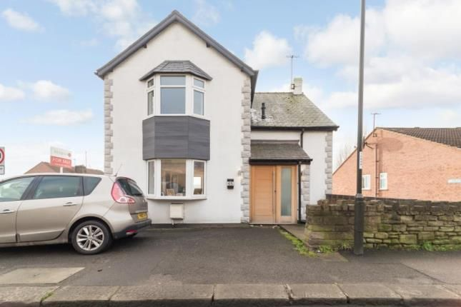 Thumbnail Detached house for sale in Broomhill Road, Old Whittington, Chesterfield, Derbyshire