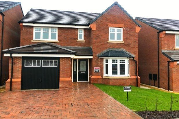 4 bed detached house to rent in Potters Corner, Mansfield NG19