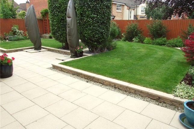 Rear Garden of Hamlet Court, Chellaston, Derby DE73