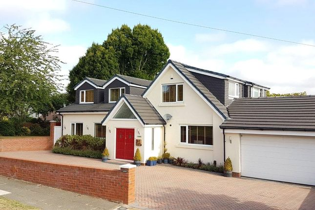 Thumbnail Detached bungalow for sale in Heath Close, Woolton, Liverpool