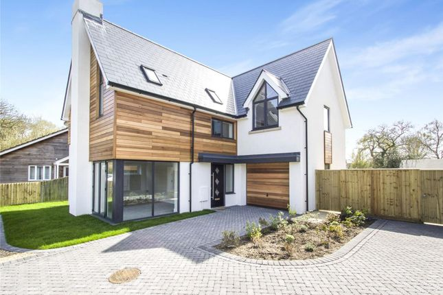Thumbnail Detached house for sale in Everton Road, Hordle, Lymington, Hampshire