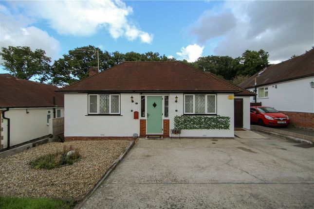 Thumbnail Detached house for sale in Longmeadow, Frimley, Camberley, Surrey