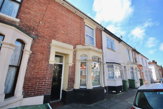 Thumbnail Terraced house to rent in Beecham Road, Portsmouth