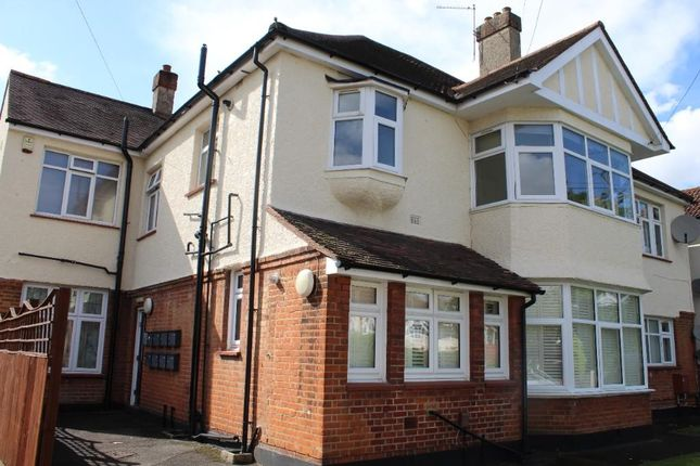 Thumbnail Flat to rent in Westmoreland Avenue, Hornchurch, Essex