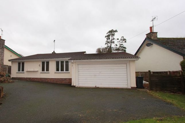 Thumbnail Detached bungalow for sale in Llanrwst Road, Colwyn Bay