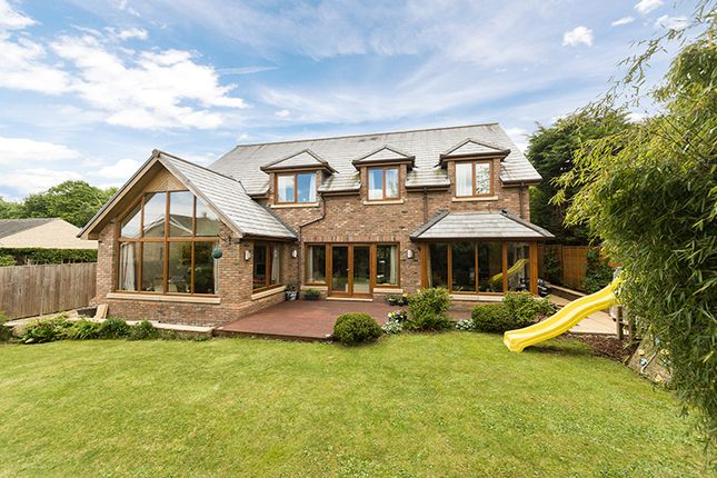 Thumbnail Detached house for sale in The Old Orchard, Crofts Avenue, Corbridge, Northumberland