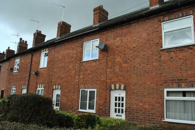Thumbnail Terraced house to rent in Yardington, Whitchurch, Shropshire