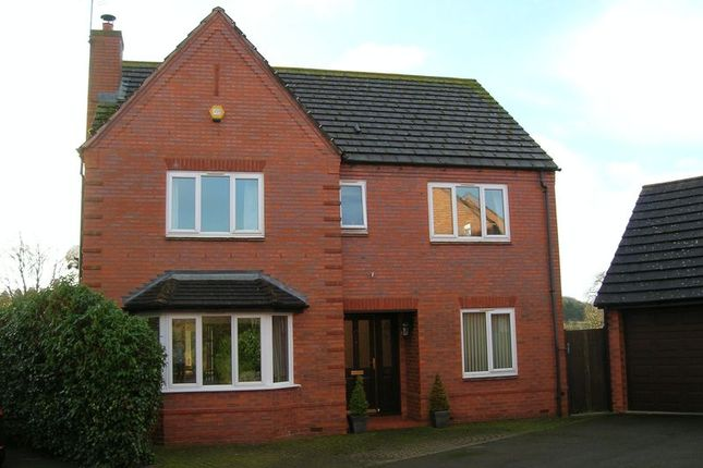 4 bed detached house for sale in Chestnut Grove, Moreton Morrell, Warwick