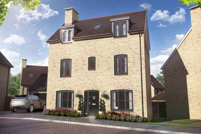 Thumbnail Detached house for sale in Station Road, Bordon