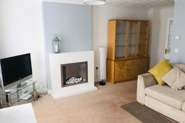 Thumbnail 4 bed property to rent in Heol Dewi Sant, Heath, Cardiff